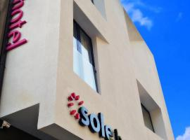 A picture of the hotel: Hotel Sole