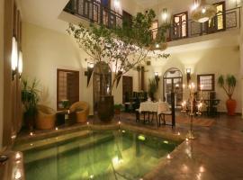 Hotel photo: Riad Jardin Des Rêves
