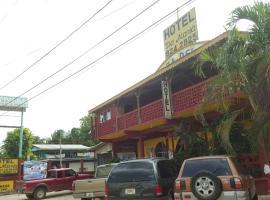 Hotel near Сан-Игнасио