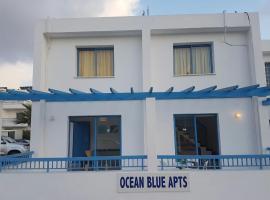 Hotel photo: Ocean Blue Apartments