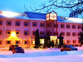 Hotel near 헝가리