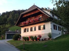 Hotel photo: Bauernhof Lackner Hansirgel
