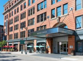 Hotel photo: Homewood Suites by Hilton Grand Rapids Downtown