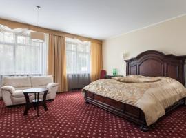 Hotel photo: Mineraliniai Apartamentai