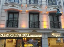 Photo de l'hôtel: Sultanahmet Newport Hotel