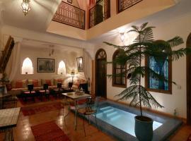Hotel photo: Riad De La Semaine