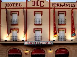 Hotel photo: Hotel Cervantes