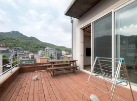Hotel Photo: Penthouse of Gwanak Mt.