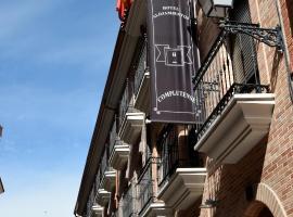Hotel Foto: Complutense