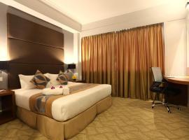 Hotel near Kelang