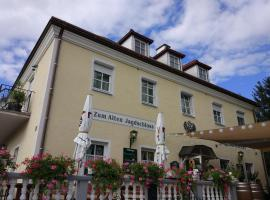 Hotel Photo: Gasthof zum alten Jagdschloss
