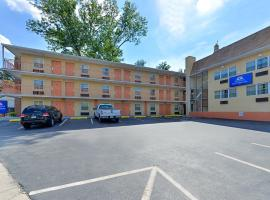 A picture of the hotel: America's Best Value Inn Media - Philadelphia