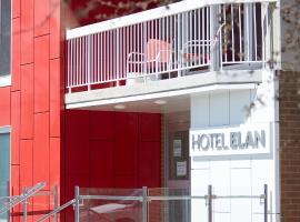 מלון צילום: Hotel Elan