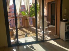 Hotel photo: La Terrasse De Marrakech