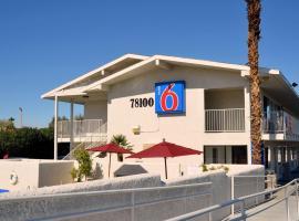Hotel photo: Motel 6 Palm Desert - Palm Springs Area