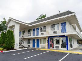 Ξενοδοχείο φωτογραφία: Motel 6 Seattle Airport