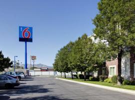 Hotel photo: Motel 6 Salt Lake City South - Lehi