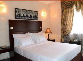 Hotel near Republic of the Congo