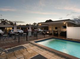 Foto di Hotel: New Crossing Place Motel