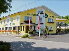Hotel near Wenen