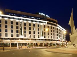 A picture of the hotel: Hotel Nelva