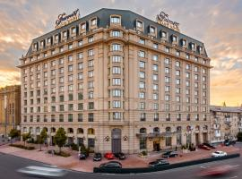 Hotel near Odessa
