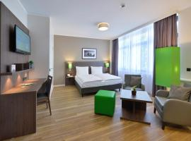A picture of the hotel: Appartello Smarttime living Hamburg