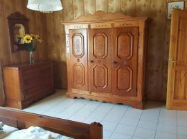 Hotel Foto: Kerka-Völgyi Vendégház