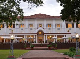 Hotel photo: The Victoria Falls Hotel