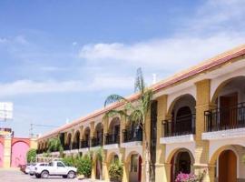 A picture of the hotel: Hotel Posada del Sol Inn