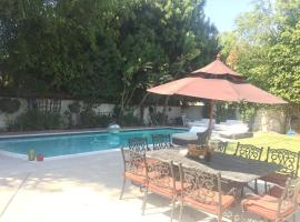 Hotel photo: Beverly Hills Guest House