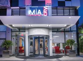 A picture of the hotel: Mia City Hotel