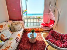 A picture of the hotel: TLView - Beachfront Apartment