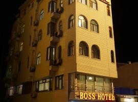 Gambaran Hotel: Boss Hotel