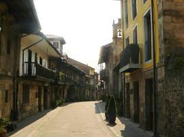 Hotel photo: Apartamentos Rurales La Villa de Piedra