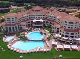 Hotel near チュニジア