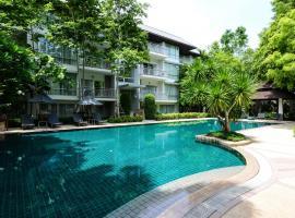 Hotel Photo: The Park Nine Hotel & Serviced Residence Srinakarin