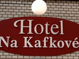 A picture of the hotel: Hotel na Kafkové