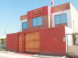 Hotel foto: Hostal Las Acacias