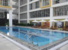 A picture of the hotel: 807A Apartment - Saigon Airport Plaza
