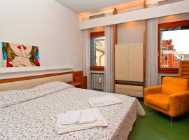 Hotel fotografie: Rooftop Apartment 574