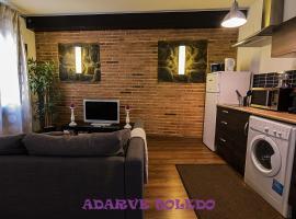 Hotel photo: Apartamentos Adarve Toledo