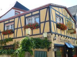 Hotel photo: Alte Weinstuben Steinfelder Hof