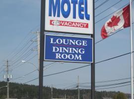 Hotel photo: Park Plaza Motel