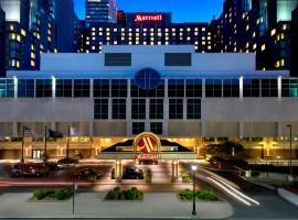 A picture of the hotel: Philadelphia Marriott Downtown