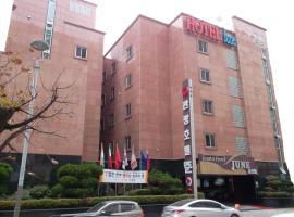 Hotel near Zuid-Korea