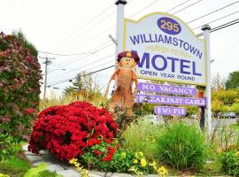 Hotel photo: Williamstown Motel
