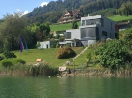 Hotel photo: Villa am See mit einzigartigem Ausblick