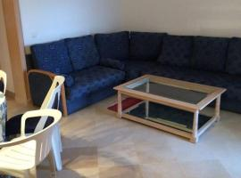 Hotel photo: Appartement vu sur le port de plaisance Yasmine