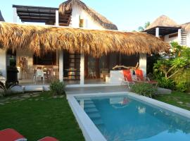Hotel photo: Villa Vitao Eco Zen Lasterrenas